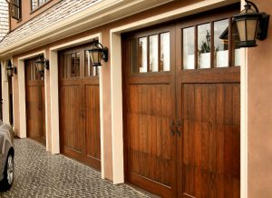 types of garage doors